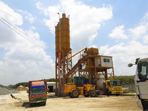AJ-90 concrete plant