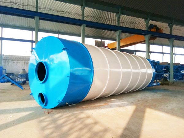 cement silo welded type