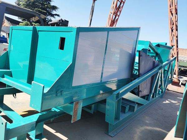 mobile concrete plant Philippines