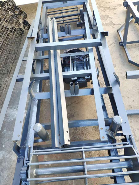 small brick machine was going to the Philippines