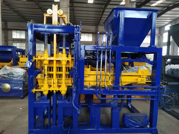ABM-6S automatic brick machine