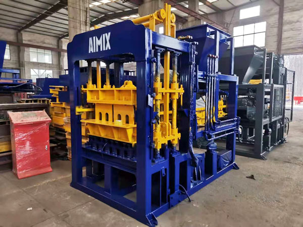 ABM-6S fully automatic brick machine