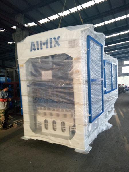 ABM-4S block machine