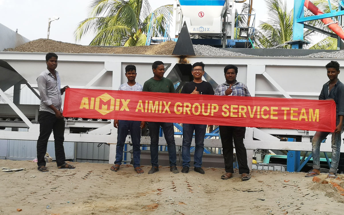 AJ-50 installed in Bangladesh