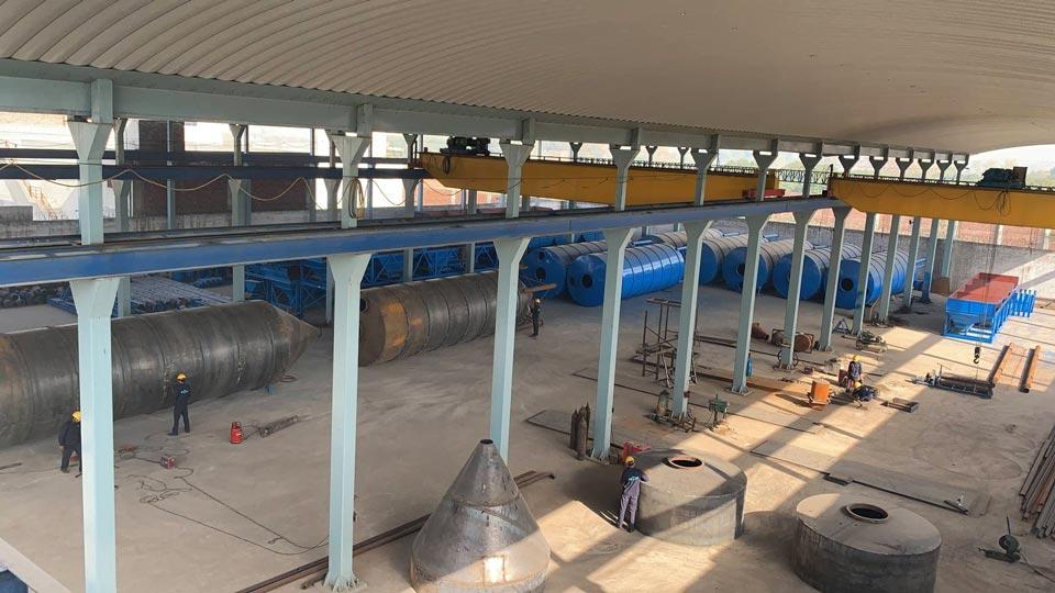cement silo factory